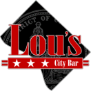 Lou's City Bar Menu