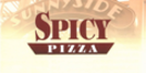 Spicy Pizza Menu