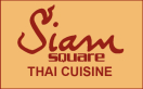 Siam Square Thai Restaurant Menu