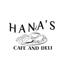 Hana's Cafe & Deli Menu