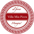 Villa Mia Pizza Menu