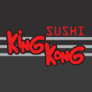 Crazy King Kong Sushi Menu