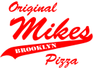 Mike's Pizza Menu