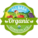Ali Baba Organic Marketplace Menu