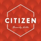 Citizen Beverly Hills Menu
