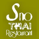 Sno Thai Restaurant Menu
