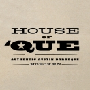 House of Que Menu