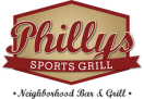 Philly's Sports Bar & Grill Menu