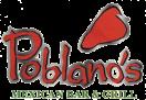 Poblano's Mexican Grill Menu