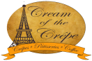 Cream of the Crepe Menu