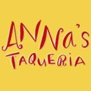 Anna's Taqueria Menu