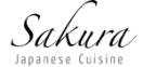 Sakura Japanese Cuisine Menu