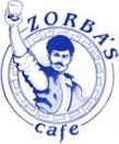 Zorba's Cafe Menu