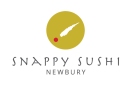 Snappy Sushi Menu