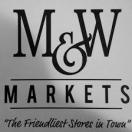 M & W Market Menu