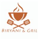 Biryani-N-Grill Menu