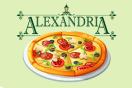 Alexandria Pizza Menu