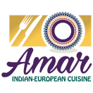 Amar Indian-European Cuisine Menu