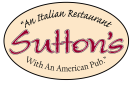 Sutton's Italian and American Cuisine Menu