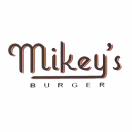 Mikey's Burger Menu
