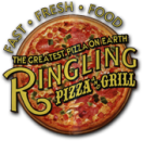 Ringling Pizza and Grill Menu