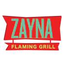 Zayna Flaming Grill Menu