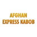 Afghan Express Kabob Menu