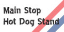 Main Stop Hot Dog Stand Menu