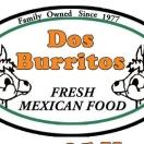 Dos Burritos Menu