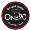 One90 Smoked Meats Menu