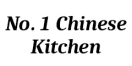 No.1 Chinese Kitchen Menu