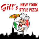 Gill's New York Pizza Menu