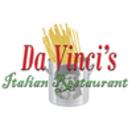 Da Vinci's Italian & Pizza Restaurant Menu