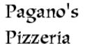 Pagano's Pizzeria Menu
