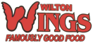 Wilton Wings Menu
