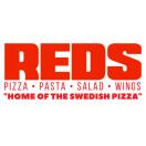 Reds Pizza Menu