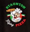 Staunton Flying Pizza Menu