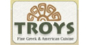 Troy's Greek Restaurant Menu