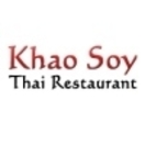 Khao Soy Thai Restaurant Menu