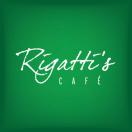 Rigatti's Cafe Menu