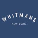 Whitman's Menu