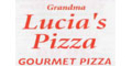 Lucia's Pizza Menu