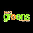 Bowl of Greens Menu