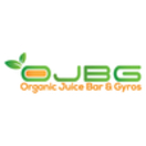 Organic Juice Bar & Gyros Menu
