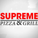 Supreme Pizza and Grill Menu