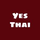 Yes Thai Menu