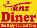Hanz Diner Menu