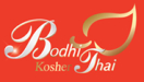 Bodhi Kosher Thai Menu