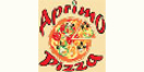 Aprimo Pizza Menu