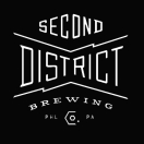 Second District Brewery Menu